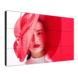 "Schmale Einfassung LCD-Videowand-hohe Helligkeit 55"" TAT LCD-Modul AC100V~240V"